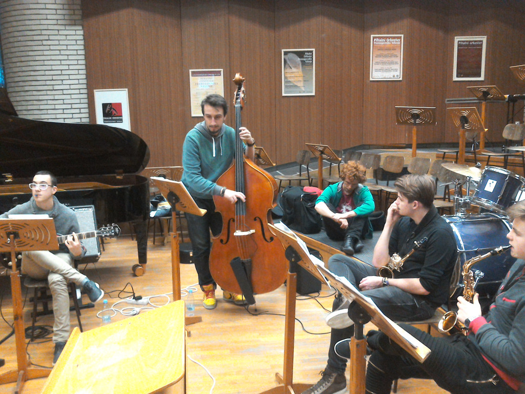 Nadaljuje se jazz šola