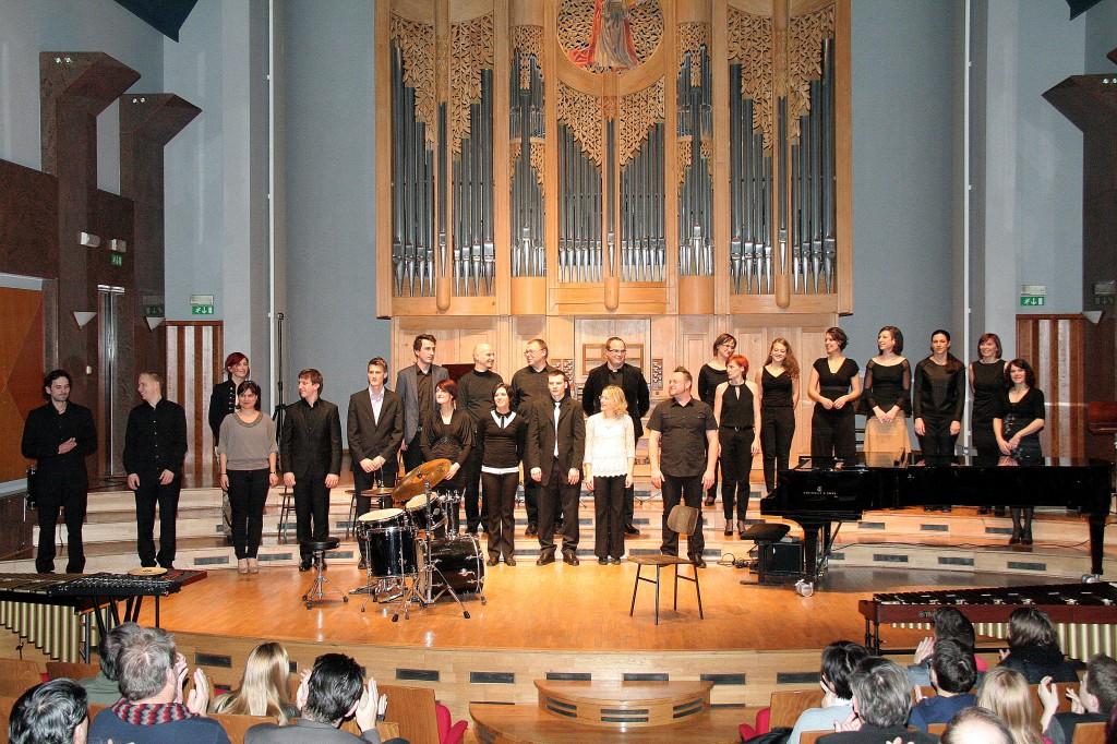 Koncert učiteljev Glasbene šole Velenje ob kulturnem prazniku