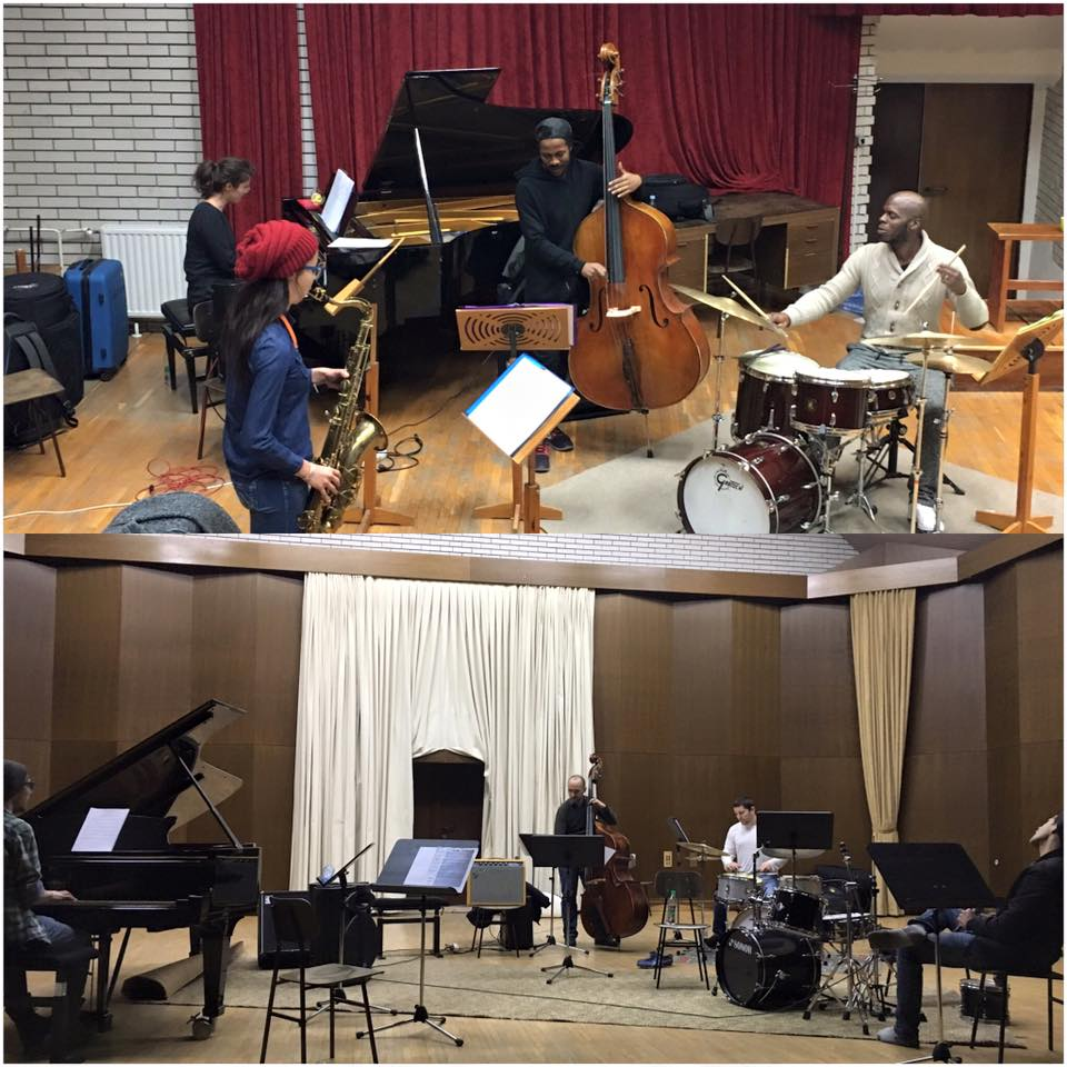 Zaključek Kreativne jazz klinike 2017