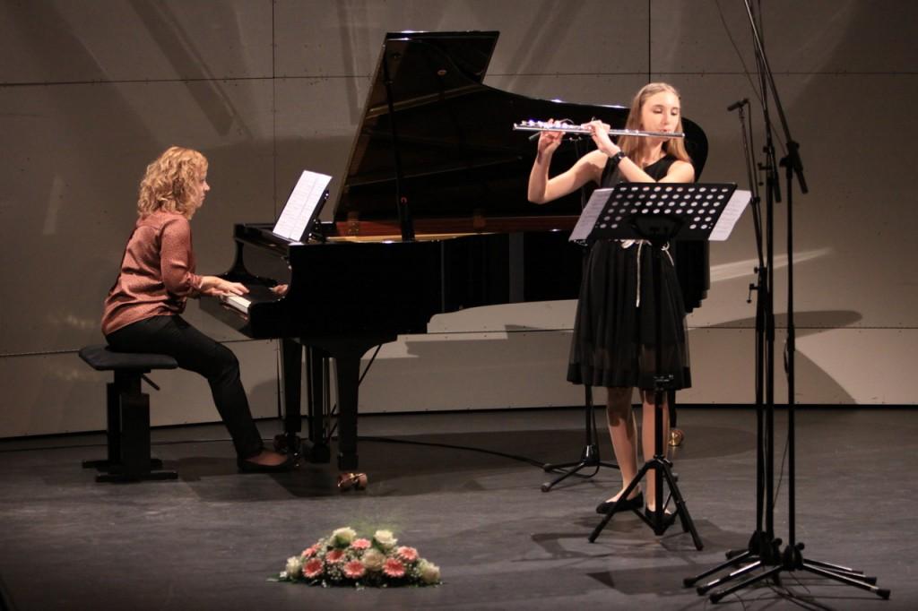 Lara Govek na Noči slovenskih skladateljev