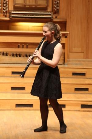 Lara Ramšak bo sodelovala v mednarodnem mladinskem orkestru