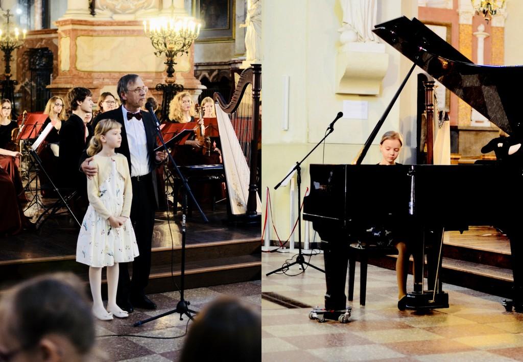 Naši učenki uspešno nastopili v Vilni (Litva)