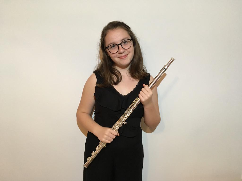Naša dijakinja Nika Oder bo nastopila kot solistka