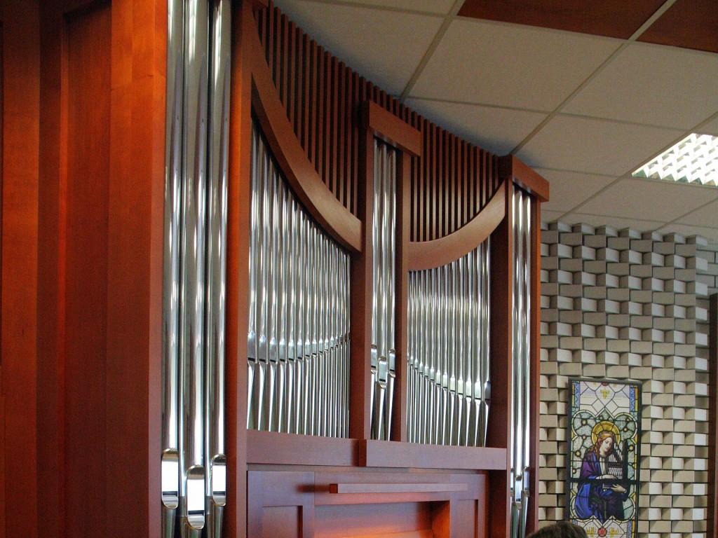 Nove mehanske orgle