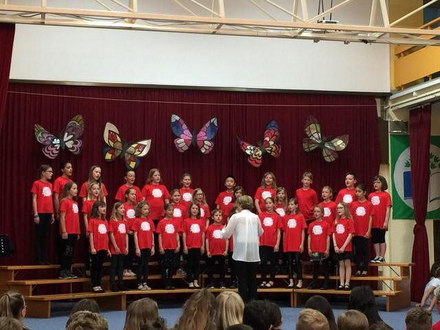 Otroški in mladinski pevski zbor vabita nove pevce