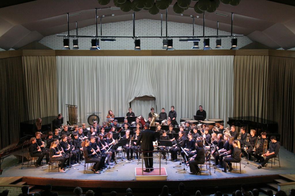 Pihalni orkester Glasbene šole Velenje se odpravlja na intenzivne priprave