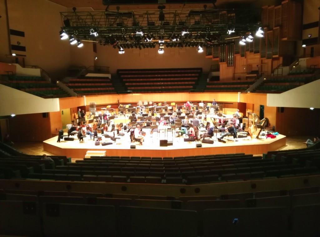 Profesor Primož Kranjc sodeloval na koncertu v Cardiffu
