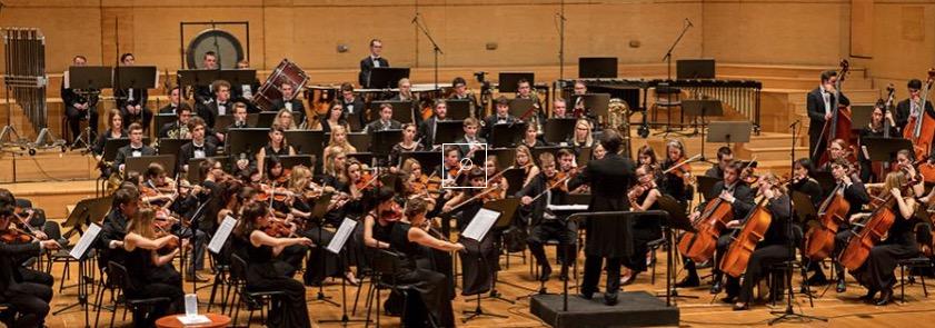 Posnetek slavnostnega koncerta