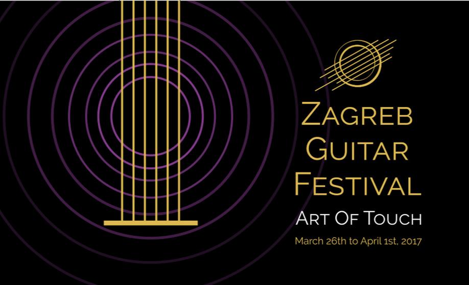 Kitarski orkester na gostovanju v Zagrebu