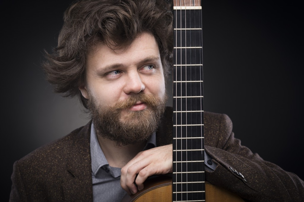 Seminar za kitariste - mentor Simon Krajnčan Fojkar