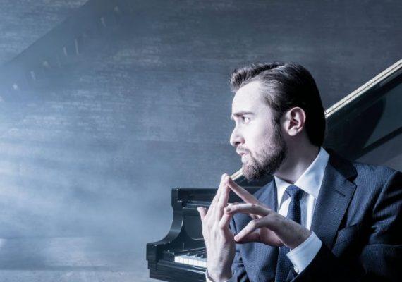 Pianisti na obisku koncerta ruskega pianista Trifonova