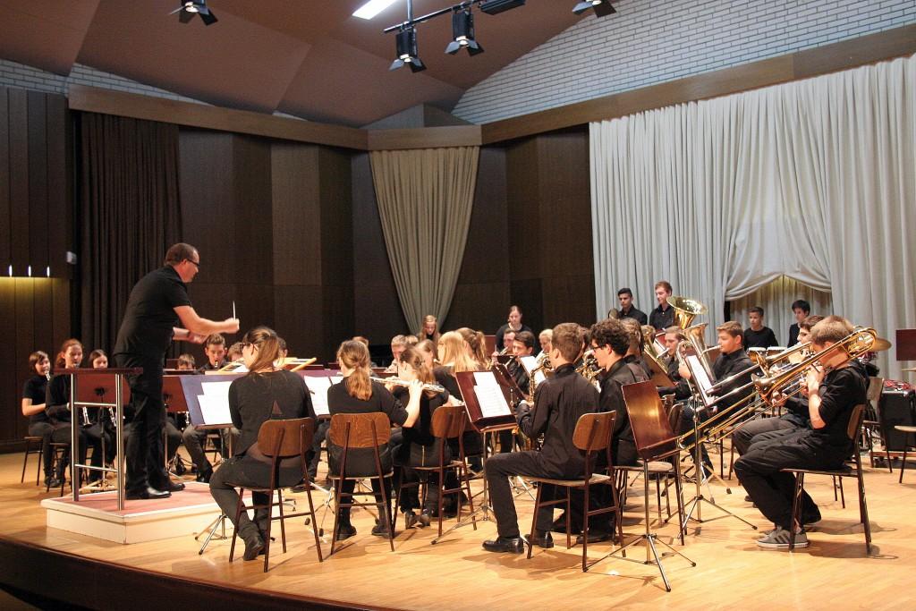 Ob zaključku tedna orkestrov
