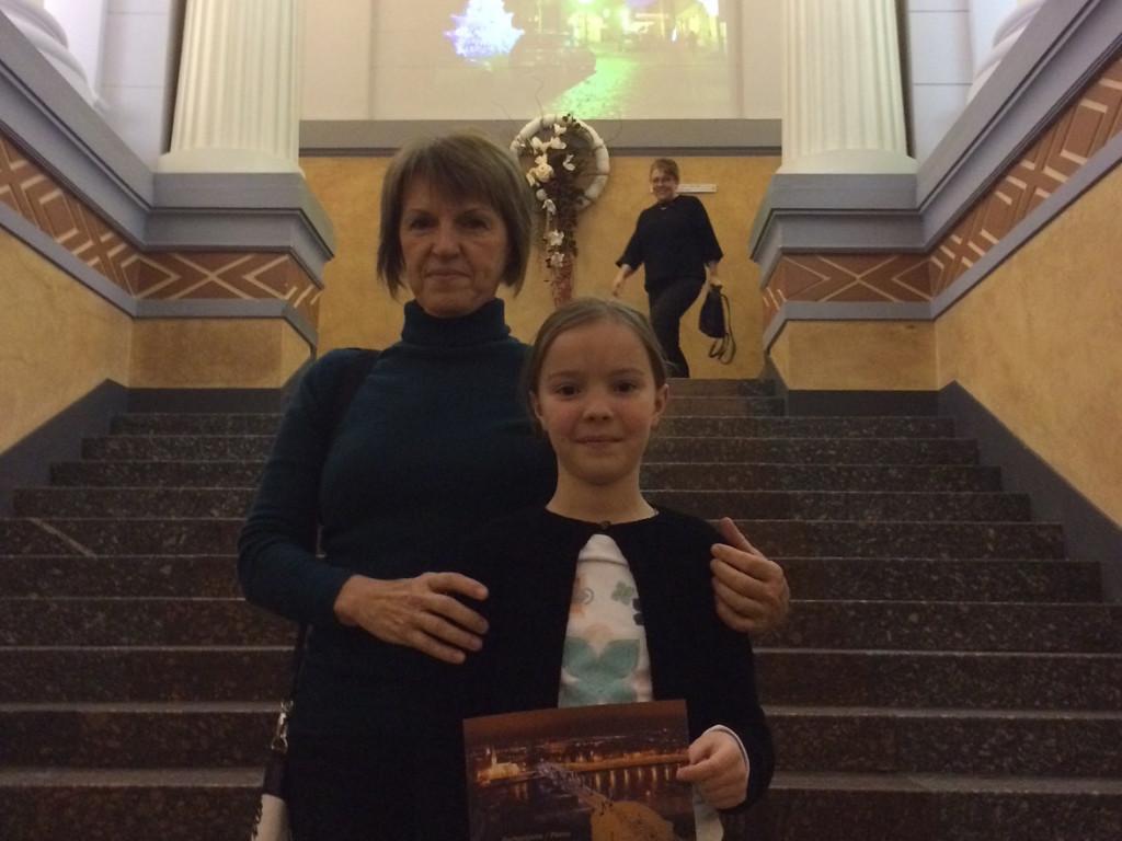 Naša mlada pianistka uspešna na tekmovanju v Litvi