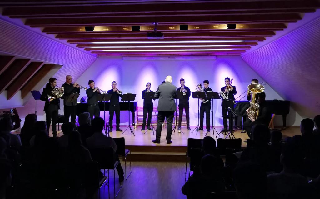 Srečanje trobilcev glasbenih šol celjsko-koroške regije