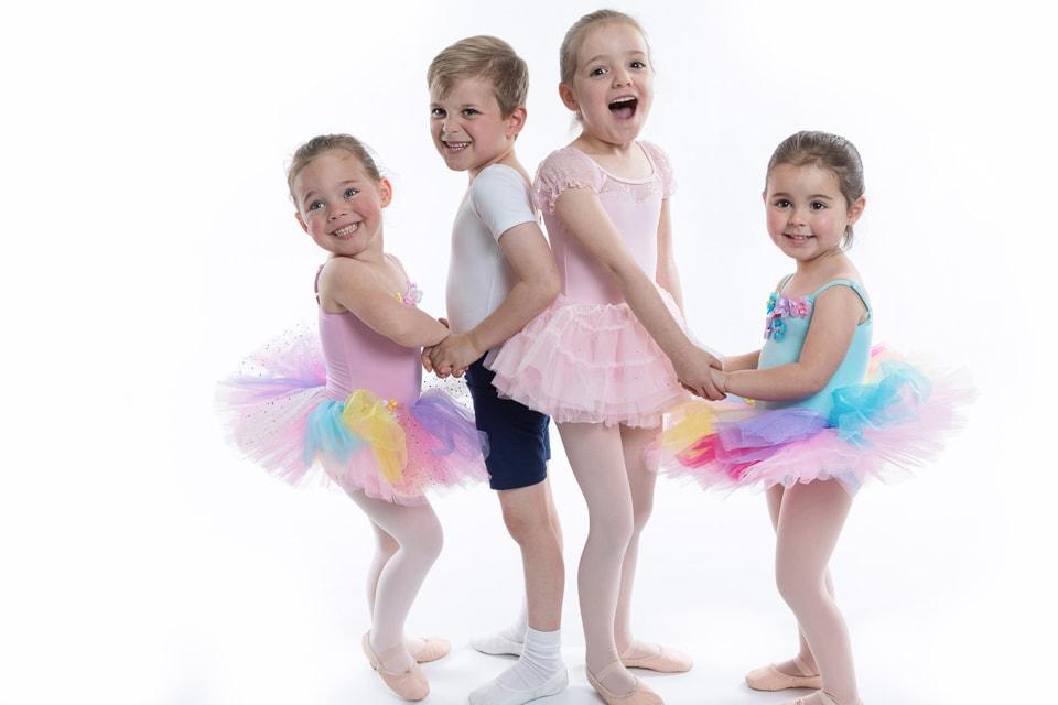 Baletni vrtec - obvestilo za starše