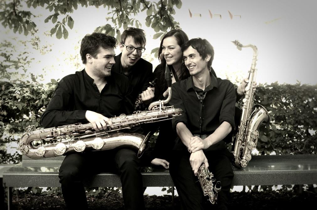 Koncert kvarteta saksofonov Evterpa - torek, 16. 2. 2016