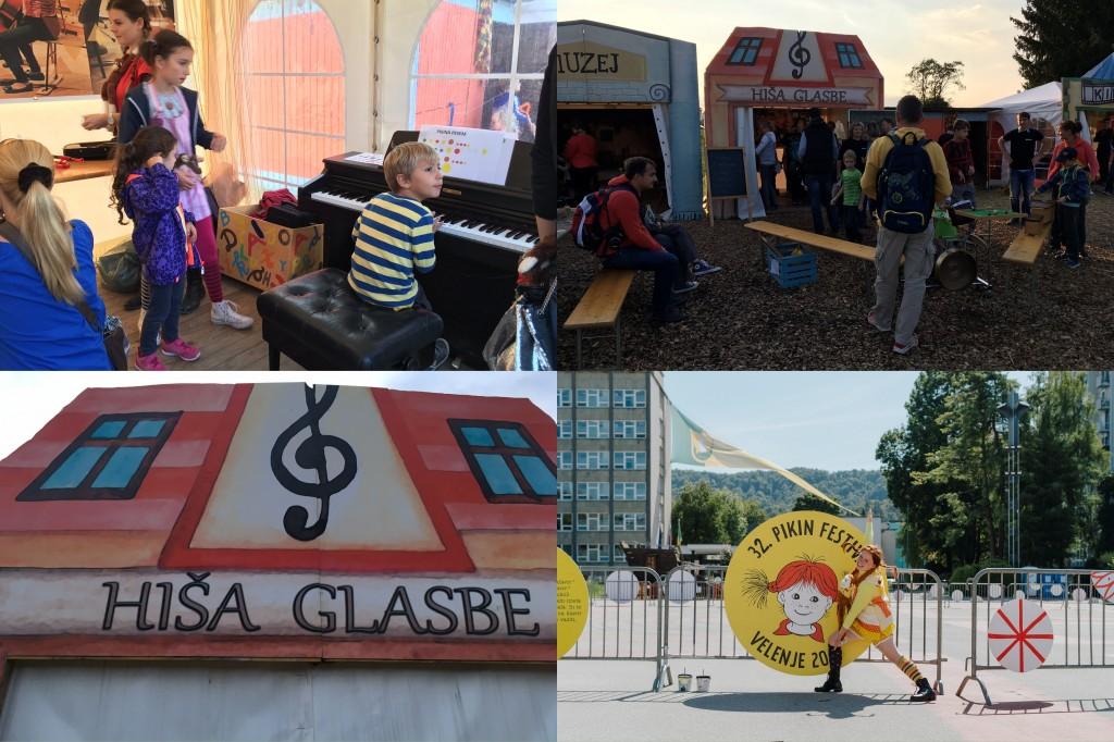 Glasbena šola Velenje na 32. Pikinem festivalu