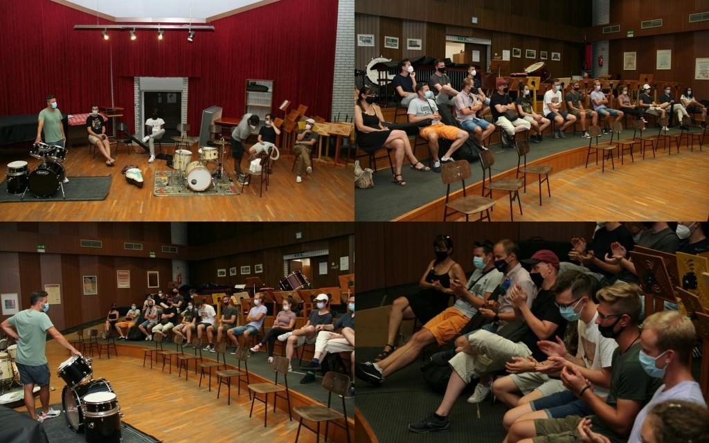 Kreativna jazz klinika Velenje / Creative Jazz Clinic 2021