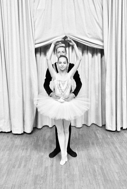 Baletna predstava LEPOTICA IN ZVER