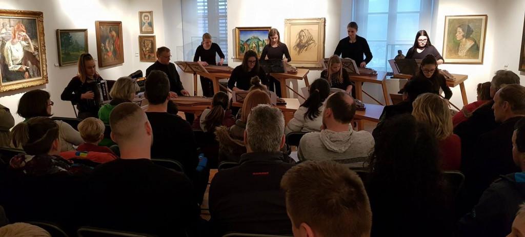 Sobotno glasbeno popoldne na Velenjskem gradu