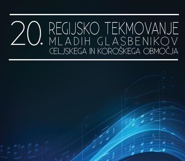 Približuje se 20. regijsko tekmovanje mladih glasbenikov