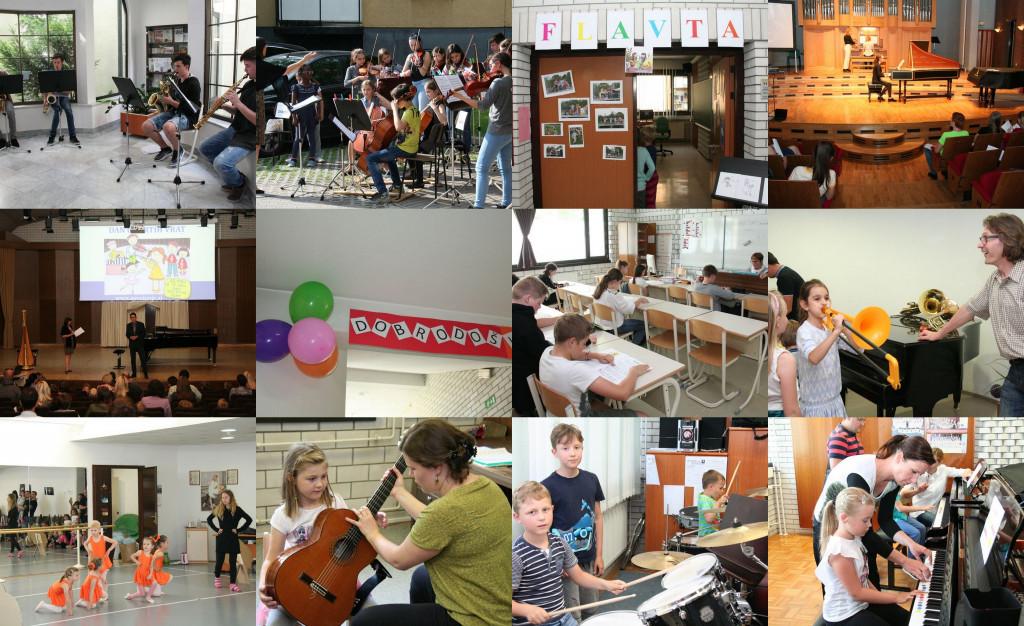 Obvestilo za starše učencev Glasbene pripravnice
