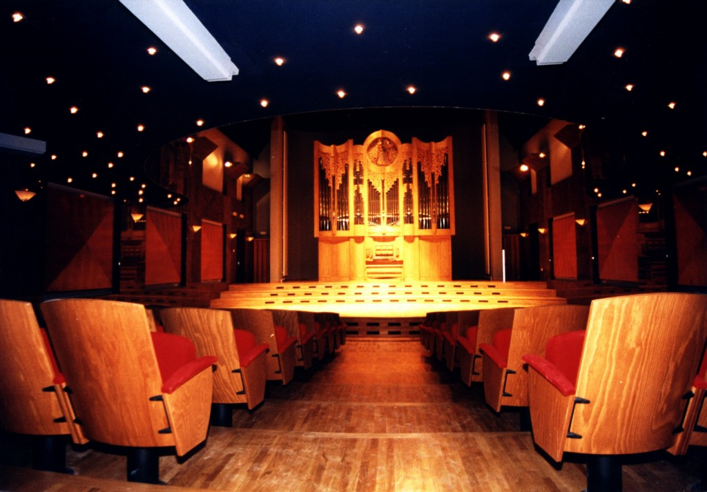 Orgelski seminar s prof. Hannfriedom Luckejem iz Univerze Mozarteum (Salzburg)