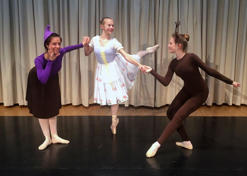 (Pred)prodaja vstopnic za baletno predstavo