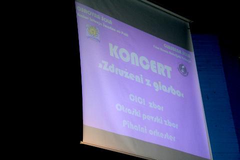 Združeni z glasbo - Glasbena šola Velenje in Osnovna šola bratov Letonje Šmartno ob Paki