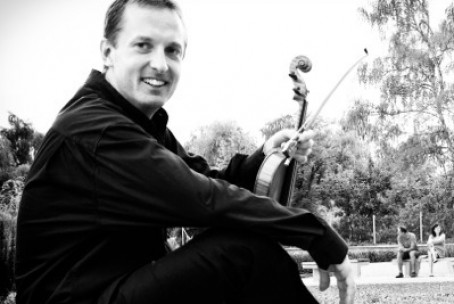 Violin - prof. Rok Zgonc