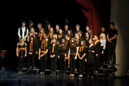 Mešani mladinski pevski zbor